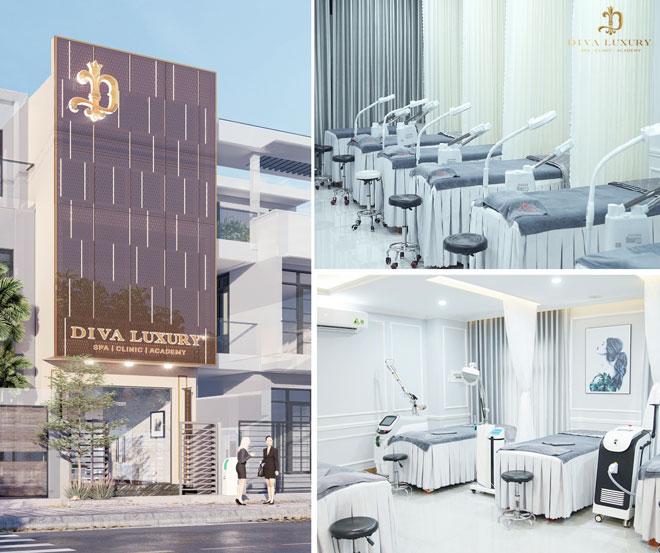 Viện thẩm mỹ DIVA Bình Phước địa chỉ làm đẹp đáng để chị em lựa chọn 1