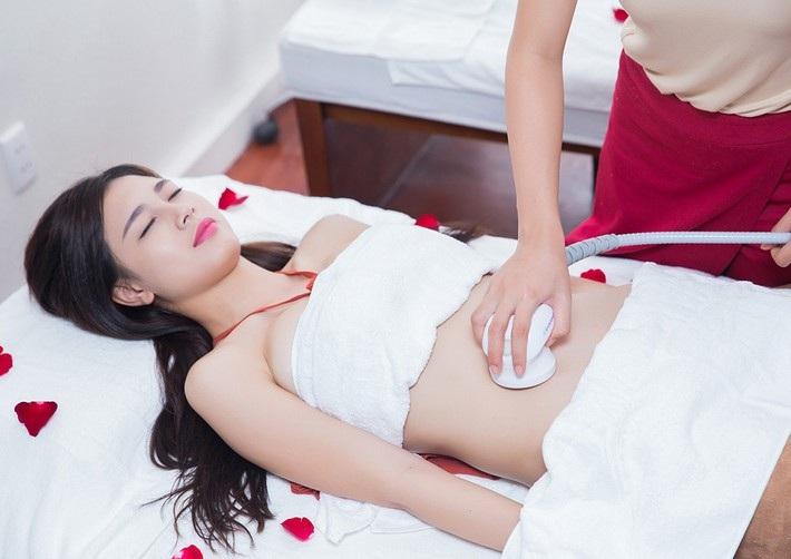 Phương pháp giảm béo theo vùng tại DIVA spa Nha Trang