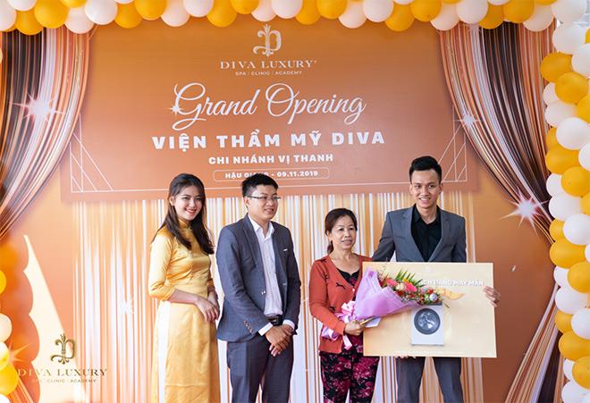 Viện thẩm mỹ DIVA khẳng định thương hiệu với cơ sở thứ 39 tại Vị Thanh- Hậu Giang 5