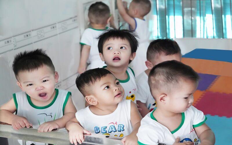 Mái ấm Tín Thác - Nơi nhân đầy tình yêu thương với trẻ em mồ côi 1