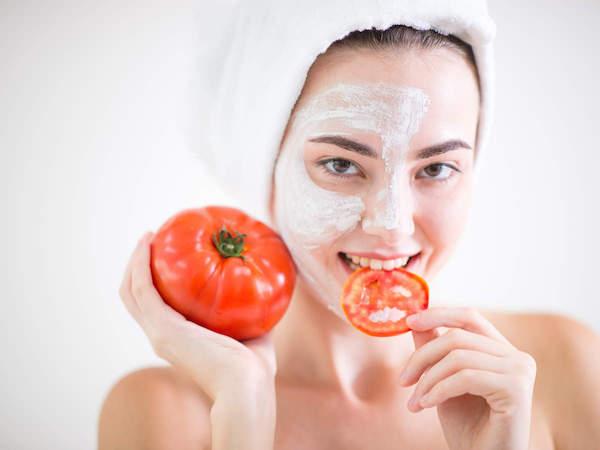 7 cách làm đẹp da từ cà chua cho cô nàng yêu thích làm đẹp 3